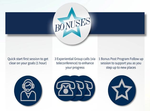 Get Bonuses Now